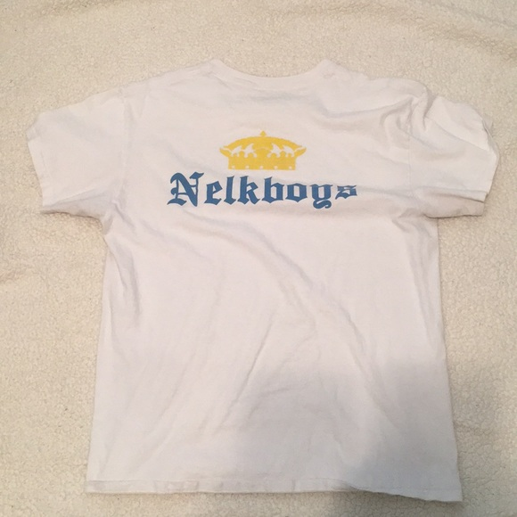 "Rare, Limited edition Nelk Boys ""Rona Season"" Tee"